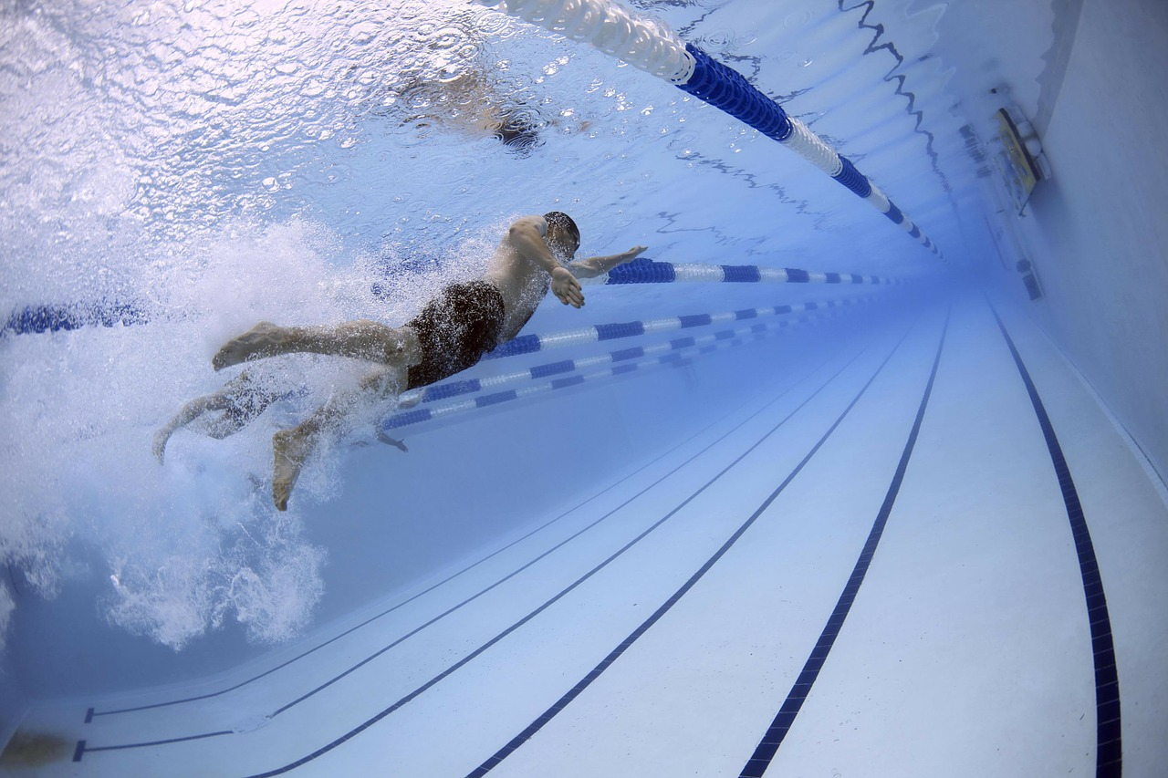 baseny i plywalnie
