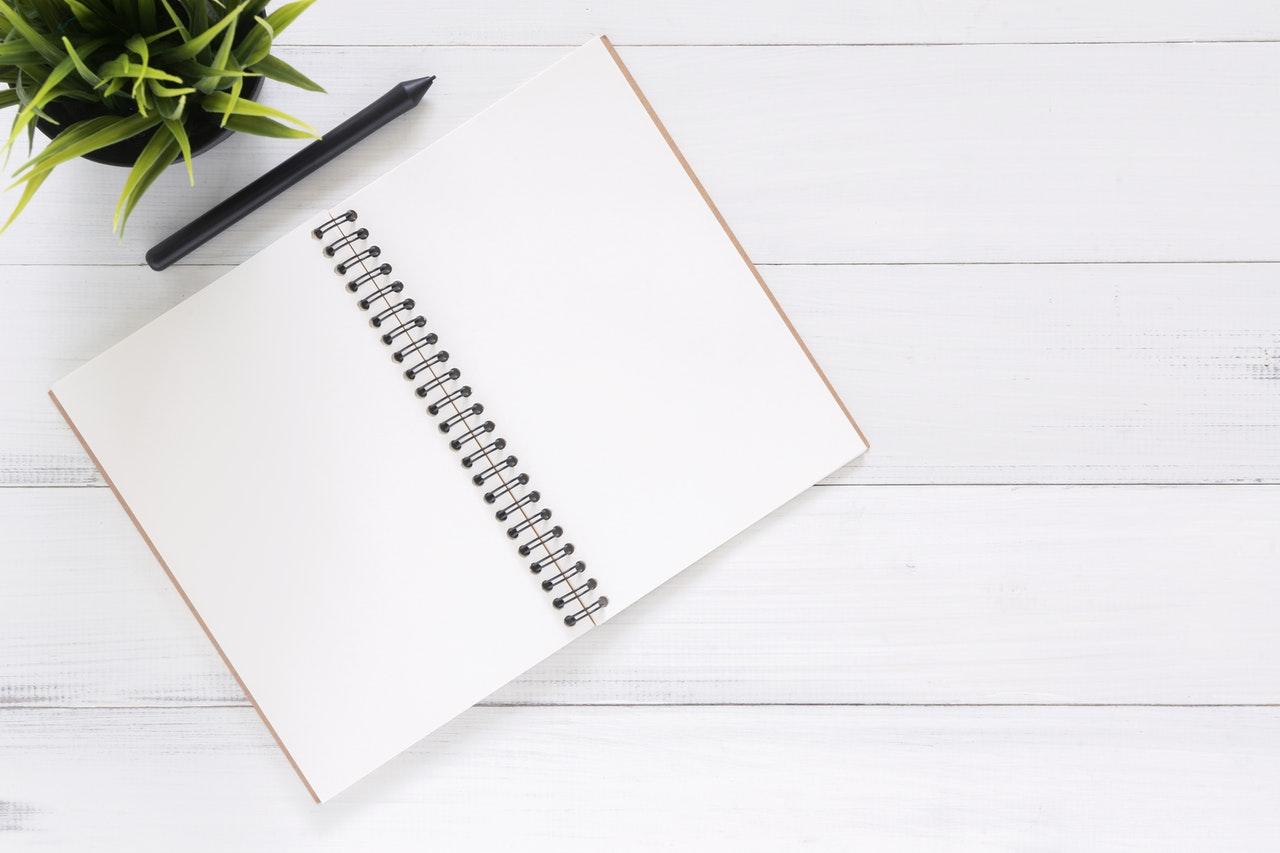 notatnik reklamowy