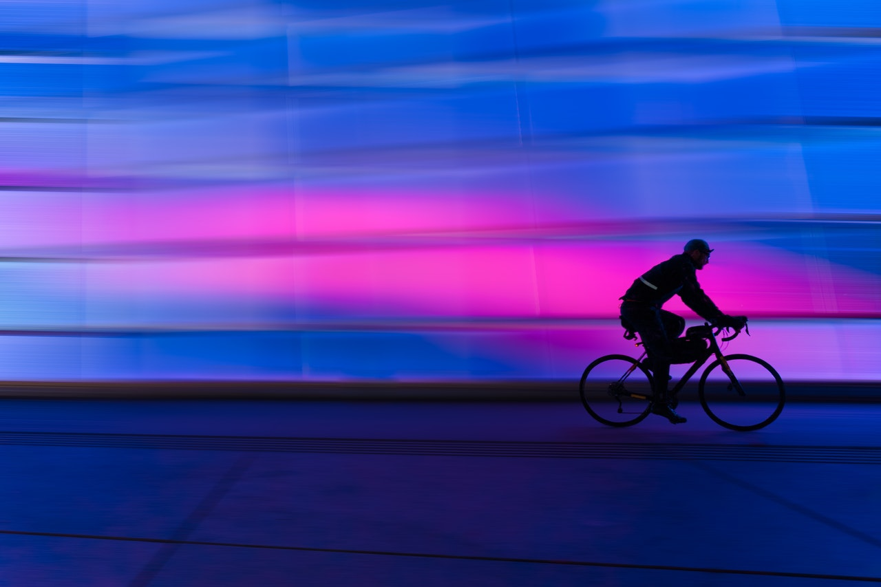 znakowanie roweru