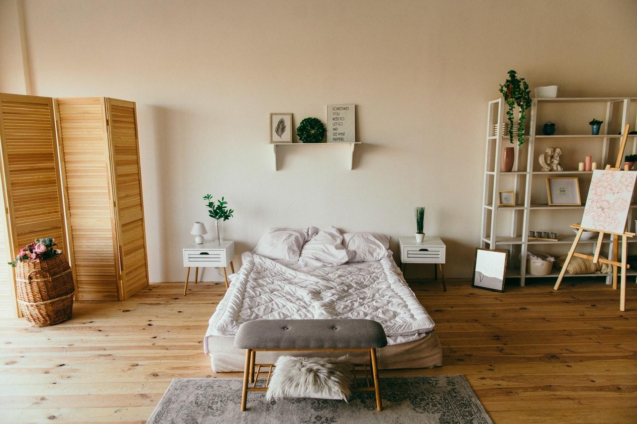 odnowione mieszkanie